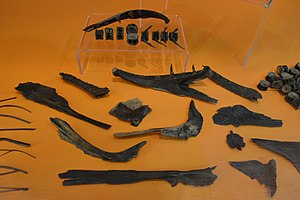 Must Farm Bronze Age settlement