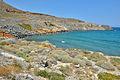 Coast near Stavromeno-Kokkini Hani.jpg