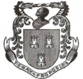 Coat of Arms for Edward Howell, Lord of Westbury.png