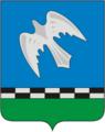 Coat of Arms of Novosokolniki (Pskov oblast).png