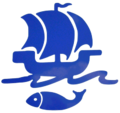 Coat of arms Bremerhaven stylized.png