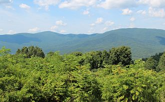 Chattahoochee-Oconee National Forest - Cohutta Mountains