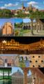 Collage de la ciudad de Salamanca, Castilla y León, España.png