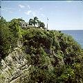 Collectie Nationaal Museum van Wereldculturen TM-20030078 Gezicht op fort Oranje Sint Eustatius Boy Lawson (Fotograaf).jpg