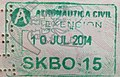 Colombian exit tax stamp 2013-11-10 19-10.jpg