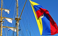 Colombian flag on ARC Gloria.png