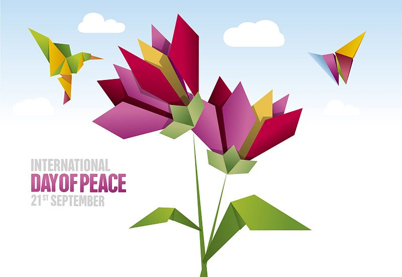 File:Colorful origami Peace Day poster.jpg