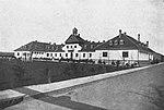 Command quarter of 2 pułk lotniczy in Rakowice (-1929).jpg