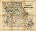 Commissioners official railway map of Missouri. Completed to January 1st 1888. Copyright 1887 by R. T. Higgins. LOC 98688505.tif