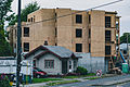 Condo Construction - N Mississippi Avenue, Portland, Oregon (23930069002).jpg