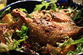 Confit de canard sur lit de salade des Hautes-Pyrénées.jpg