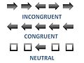 Congruent, Incongruent, and Neutral Flanker stimuli.jpg