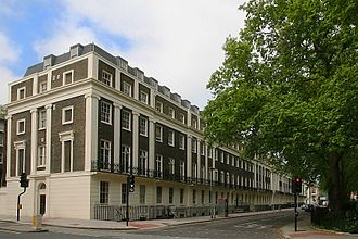 Connaught Hall, London - Connaught Hall, University of London: 36–45 Tavistock Square, London WC1H 9EX