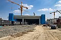 Construction site of New Xinghuo Railway Station (20190711151440).jpg
