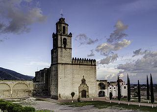 Tecamachalco, Puebla Municipality in Puebla, Mexico