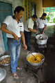 Cooking Meal - Summer Camp - Nisana Foundation - Sibpur BE College Model High School - Howrah 2013-06-09 9798.JPG
