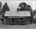 Coosa Valley, Alabama. Abandoned farm shacks on government reservations. - NARA - 522620.tif