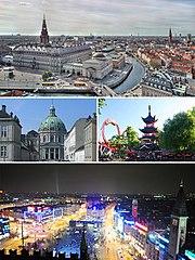 Copenhagen Collage