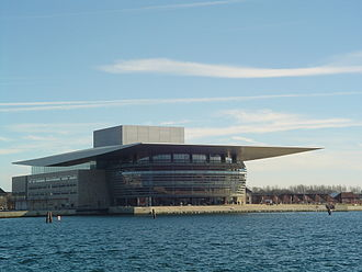 Ramboll - The Copenhagen Opera House 2005