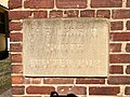 Cornerstone, Old Marshall First United Methodist Church, Marshall, NC (31747781957).jpg