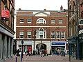Cornmarket - Derby - geograph.org.uk - 563583.jpg