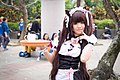 Cosplayer of Chocola, Nekopara at CWT45 20170204b.jpg
