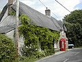 Cottage and phone box - geograph.org.uk - 845586.jpg