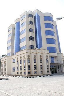 CU's Senate Building is an ultra modern beautiful masterpiece. The architectural masterpiece has been widely acclaimed by critics and others. It is believed to be the most beautiful university senate building in Nigeria and all of West Africa.