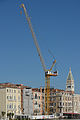 Crane on the Canal Grande in Venice.jpg