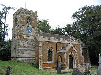Cranoe - Church of St Michael and All Angels