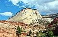 Crazy Quilt Mesa, Zion National Park, 2007.jpg