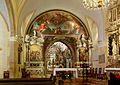 Croatia Trsat Church of Our Lady BW 2014-10-14 12-09-36.jpg