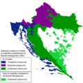 Croatian dialects in Cro and BiH 1-fr.PNG