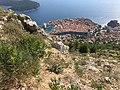 Croatie, Dubrovnik, Ville fortifiée aux toits de tuiles rouges (46317676535).jpg