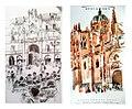 Croquis- Salamanca - Espagne - España (8502694571).jpg
