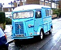 Crouch End - Citroen H campervan C1970 - geograph.org.uk - 1658312.jpg