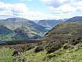 Crummock Water and Buttermere from the summit of Mellbreak - geograph.org.uk - 39831.jpg