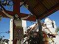 Cruz en Pachia - Tempo Capilla Iglesia de Pachia - panoramio.jpg