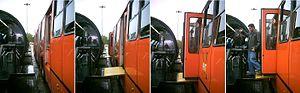 Rede Integrada de Transporte - How the tube-station works.