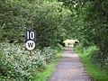 Cycle Path - geograph.org.uk - 944682.jpg