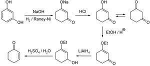 Cyclohexenone - Synthesis of 2-cyclohexen-1-on
