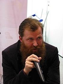 Cyril Kozhurin - MIBF 2011 - 2.jpg
