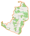 Czajków (gmina) location map.png