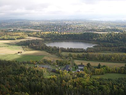 How to get to Dælivannet with public transit - About the place
