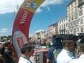Départ Étape 10 Tour France 2012 11 juillet 2012 Mâcon 63.jpg