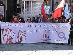 Día do traballo. Santiago de Compostela 2009 59.jpg