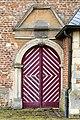 Dülmen, Kreuzkapelle, ehemaliger Eingang -- 2021 -- 7175.jpg