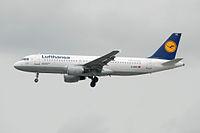 D-AIPC - A320 - Lufthansa