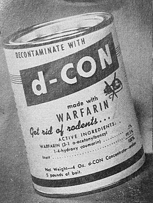 D-CON - Image: D CON 1950