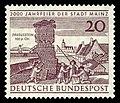 DBP 1962 375 2000 Jahre Mainz.jpg